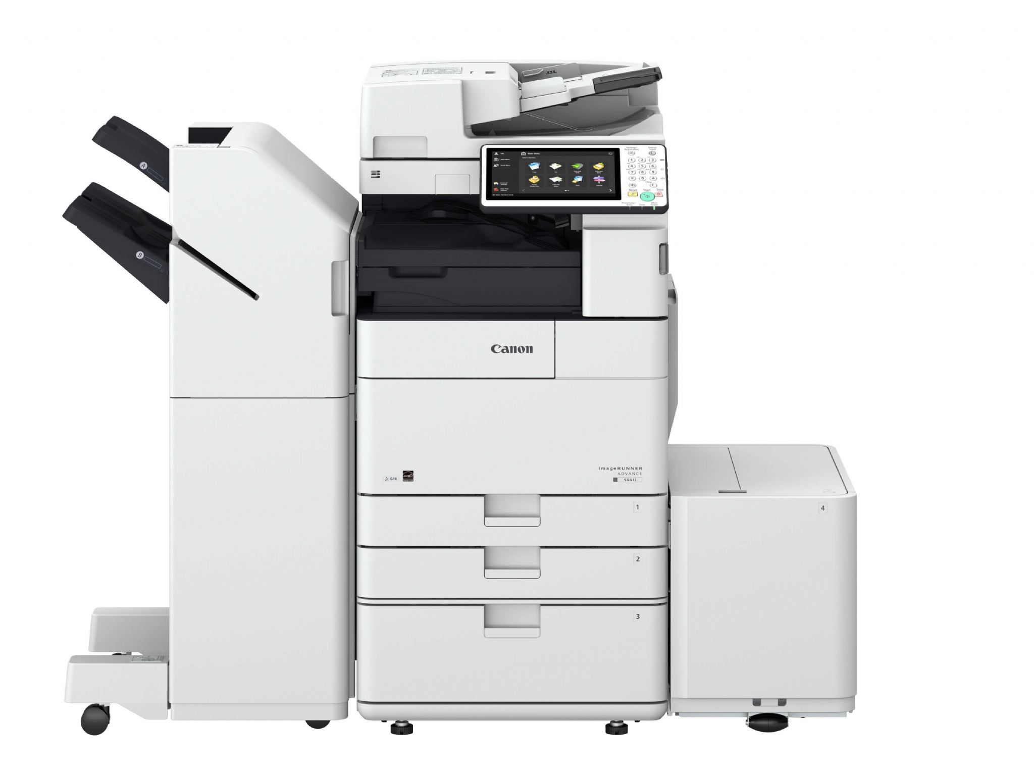 Canon imagerunner advance 4500 finisher