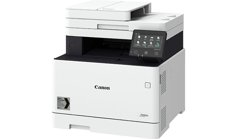 Impresora mf742cdw-fsl