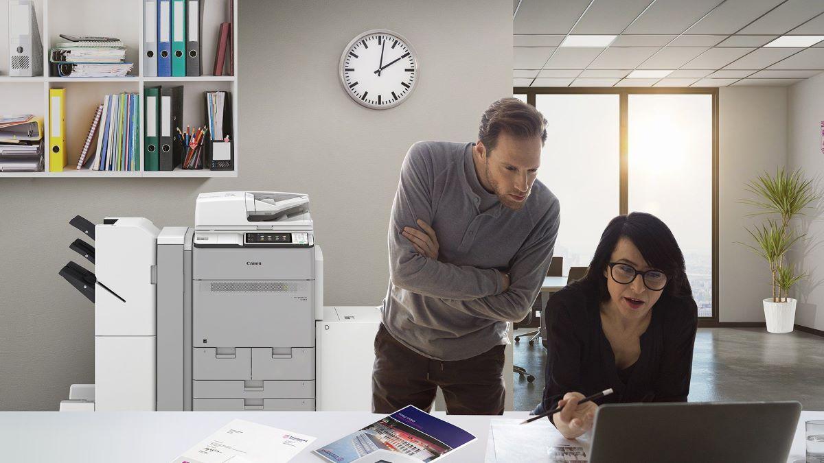 imagePRESS C165 impresora multifunción oficina