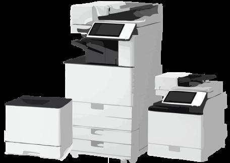 renting impressores Canon