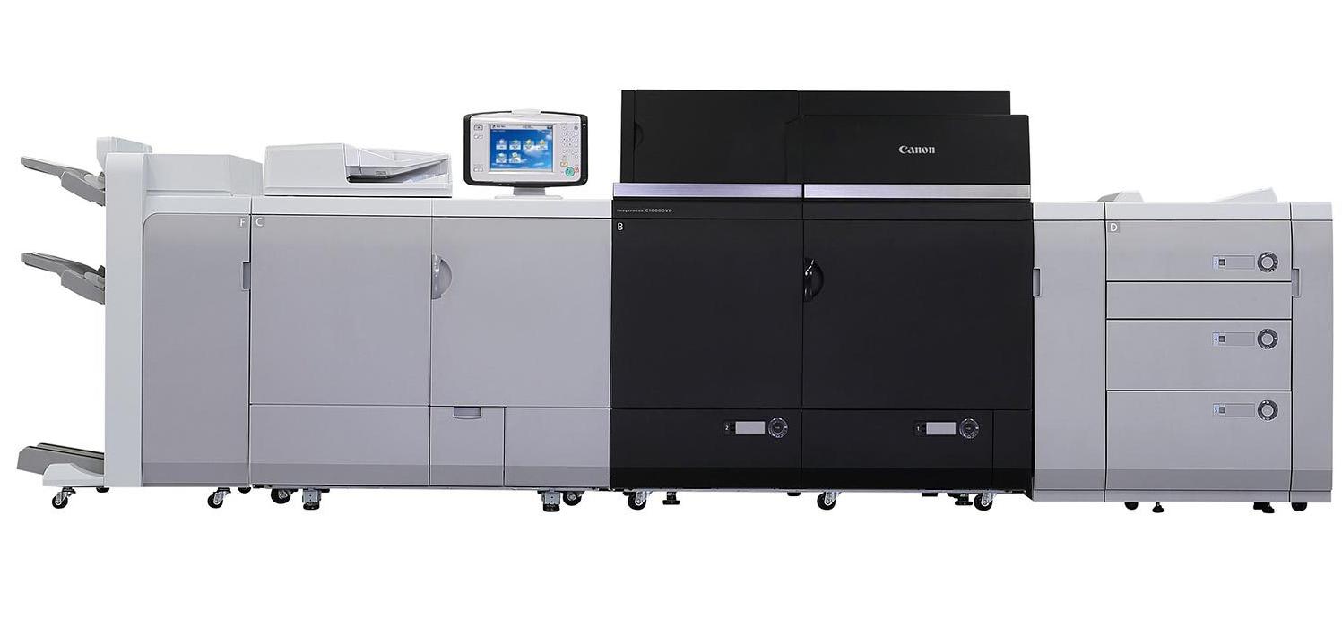 Canon imagePRESS C8000/10000VP